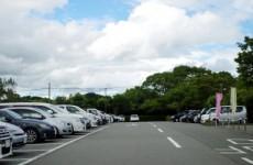 石ケ谷公園駐車場